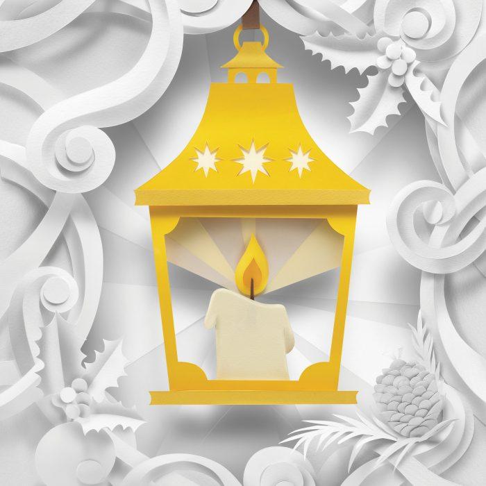 Royal Mail Christmas Stamps 9