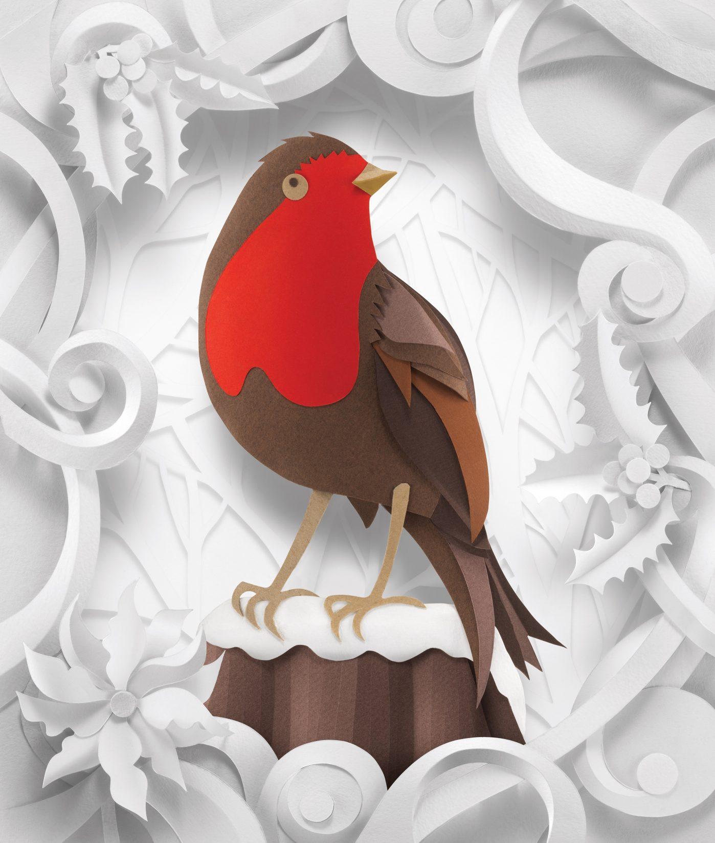 Royal Mail Christmas Stamps 7